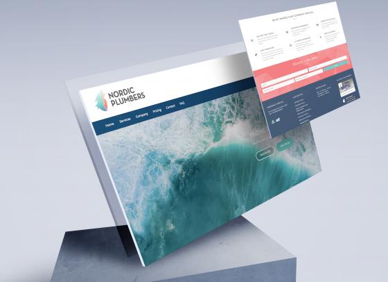 Nordic Plumbers Website